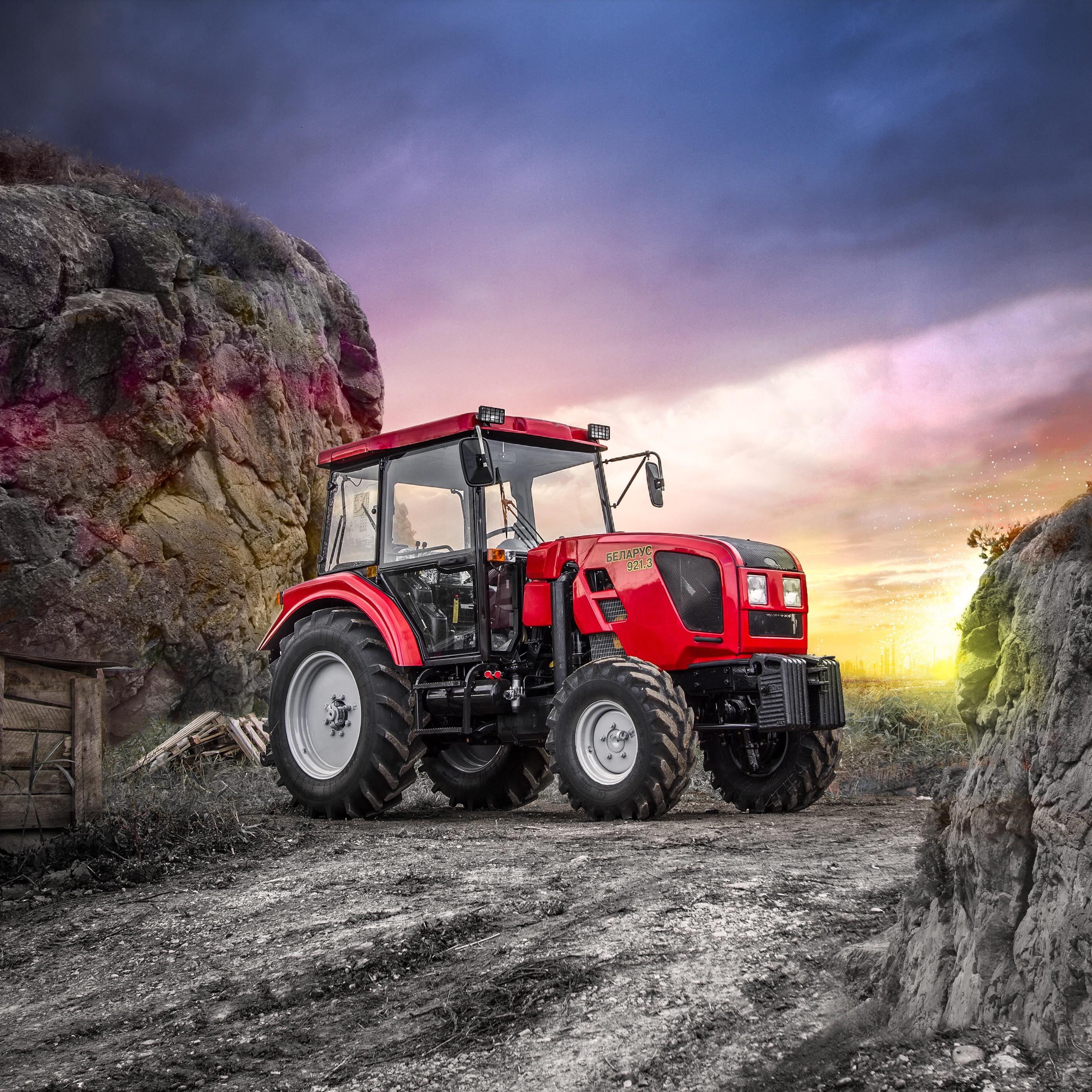 Картинки русские трактора